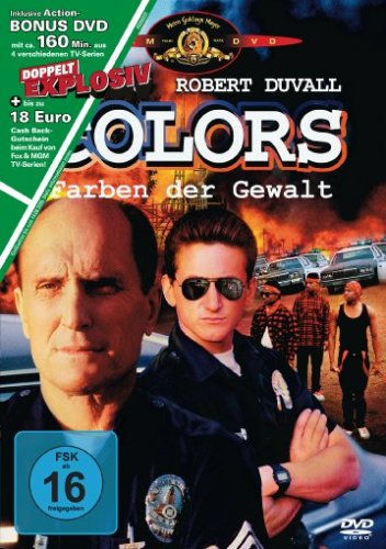 Colors - Farben der Gewalt (+ Bonus DVD TV-Serien)