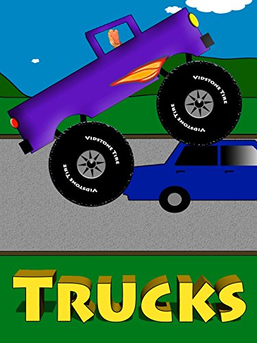 Monster Truck Word Crusher 2