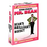 Mr Bean: Series 1, Volumes 1-4 (Digitally Remastered 20th Anniversary Edition) [DVD]by Rowan Atkinson