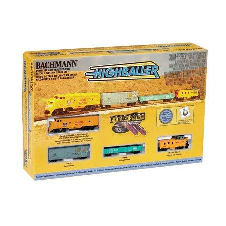 Bachmann Trains Highballer Ready-to-Run N Scale Train Set