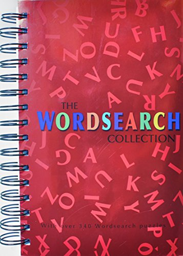 Wordsearch Collection (Spiral Crosswords)