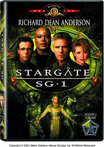 Stargate Sg-1: Season 2 - Vol 1 [DVD] [1998]