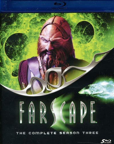 Blu-ray : Farscape: The Complete Season Three (5 Discos)