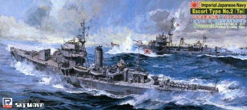 1/700 日本海軍 海防艦 丁型 (SPW20)