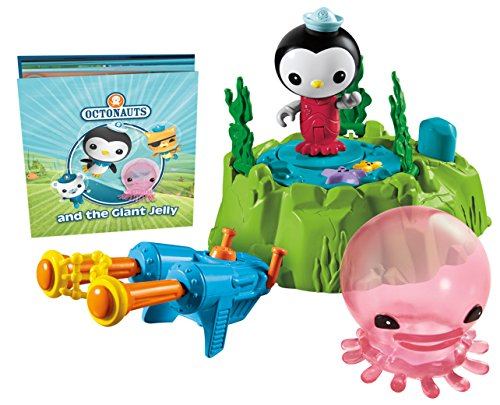Fisher-Price Octonauts Peso & the Giant Comb Jelly Playset - 1