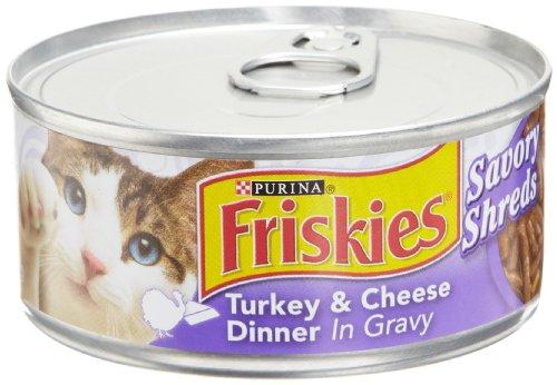 Friskies Savory Shreds Cat Food