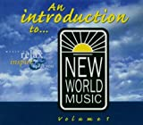 echange, troc Artistes Divers - Introduction To New World Music Vol 1.