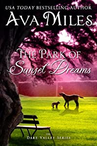 The Park Of Sunset Dreams by Ava Miles ebook deal