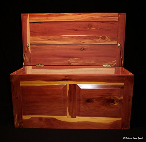Hope Chests Wooden Handcrafted ~ Handmade red cedar hope chest trunk furniture cabinets