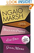 Black As He's Painted / Last Ditch / Grave Mistake (The Ngaio Marsh Collection, Book 10)