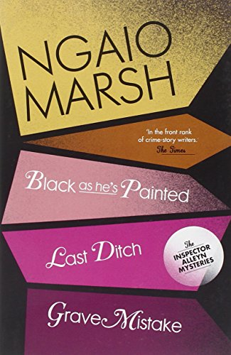 Black as He's Painted / Last Ditch / Grave Mistake PDF