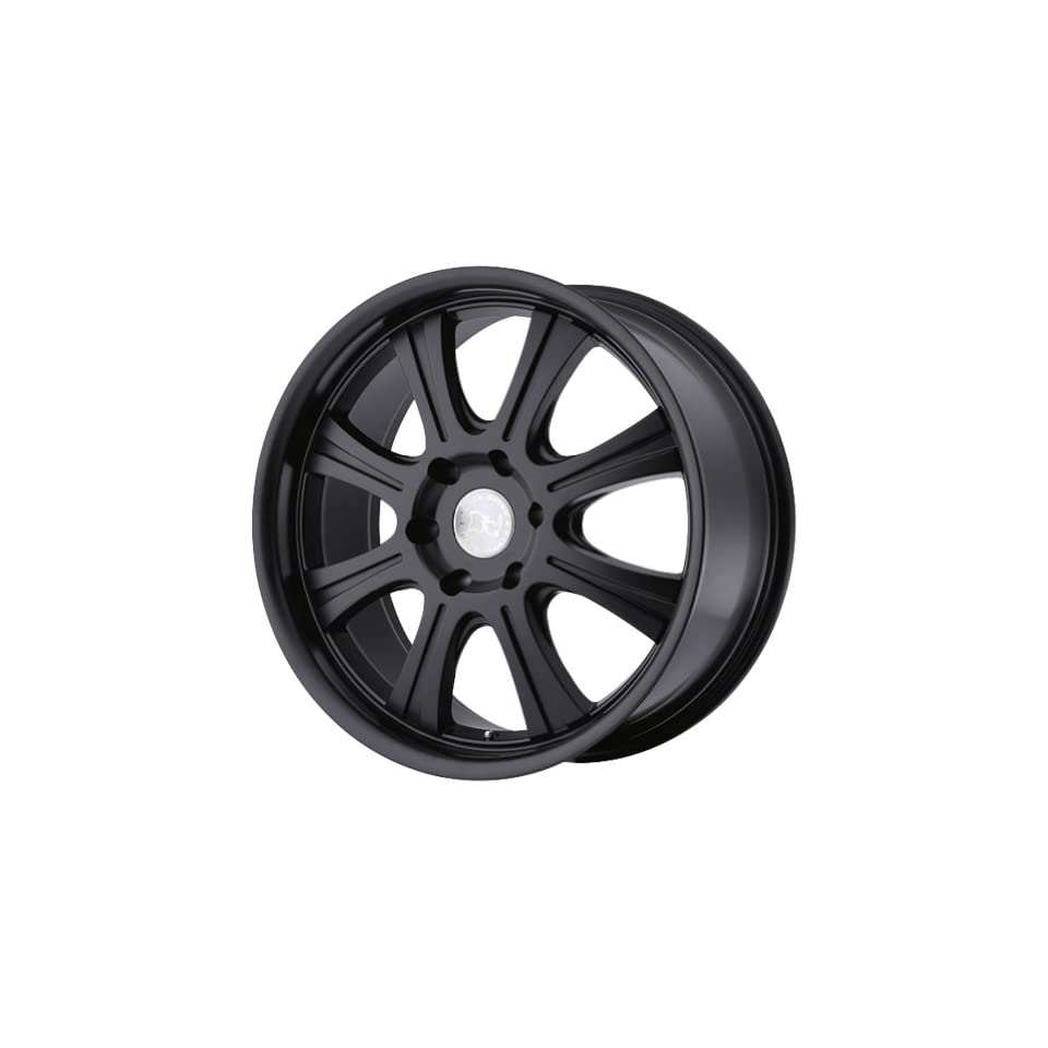 Black Rhino Wheels Sabi Series Matte Black Wheel (22x9.5/6x139.7mm)