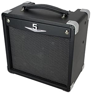 Crate V5  All Tube Guitar Amp Combo, 5W EL84 single-ended Class A