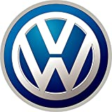 Volkswagen Blue Wall Decal Replacement Decal Sticker 2 Piece Set (18