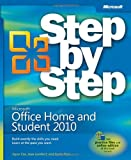 img - for Microsoft Office Home & Student 2010 Step by Step (Step by Step (Microsoft)) book / textbook / text book