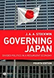 img - for By J. A. A. Stockwin Governing Japan: Divided Politics in a Resurgent Economy (4th Edition) book / textbook / text book