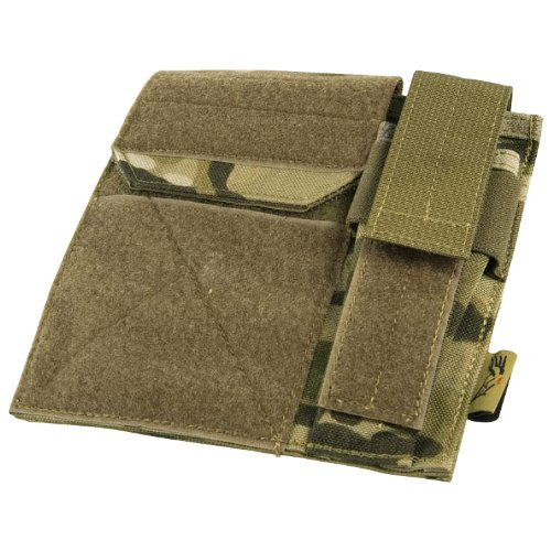 Flyye Tactical Admin Pistol Magazine Pouch MOLLE Airsoft Shooting MultiCam Camo