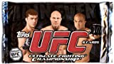 Topps 2010 UFC Ultimate Fighting Championship Main Event RETAIL EDITION Trading Card Pack