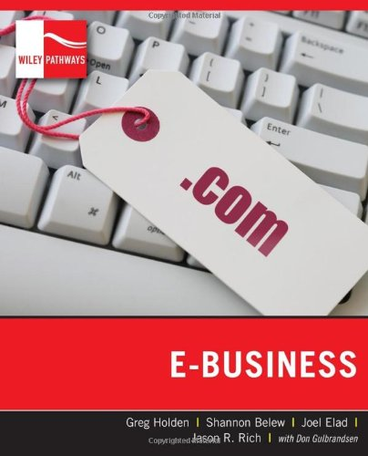 Wiley Pathways E-Business