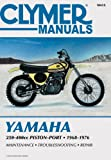 Eric Jorgensen Yamaha 250-400cc Piston Port, 1968-76: Clymer Workshop Manual
