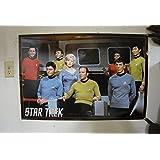 (24x36) Star Trek- Cast Poster