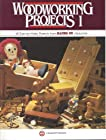 Woodworking Projects I - 60 Easy-to-make Projects From Hands On Magazine