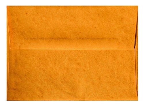 Durotone Butcher Orange - A6 Envelopes (60T/89Gsm) - 50 Pk