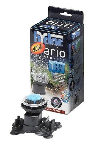 Hydor ARIO 1 Aerator Internal Venturi Air Pump for Aquariums 3-13 gallon