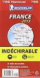 echange, troc Collectif Michelin - Carte France 2015 Indéchirable Michelin