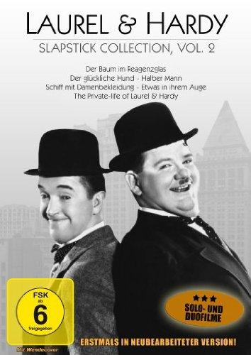 Laurel & Hardy - Slapstick Collection 2