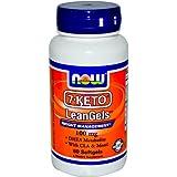 NOW Foods - Foods 7-KETO LeanGels 100 mg w/60 Softgels