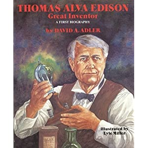 Edison biography book