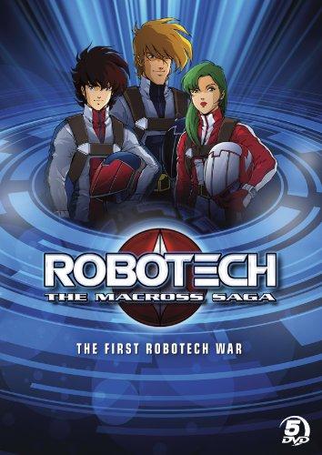 Robotech: The Macross Saga [DVD9] [Latino]