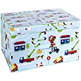 Piccolo Traffic Foldable Pop Up Room Tidy Storage Chest