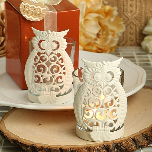 Baby Shower Owl Favors