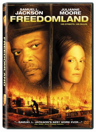 Cover art for  Freedomland