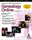 img - for Your Official America Online Guide to Genealogy Online (AOL Press) book / textbook / text book