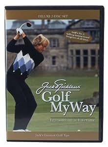Jack Nicklaus Golf My Way - DVD