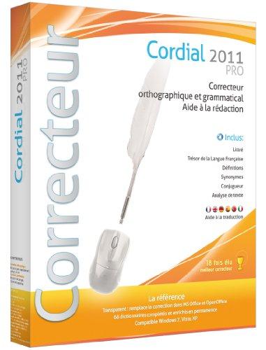 Editions Profil Cordial 2011 Professionnel