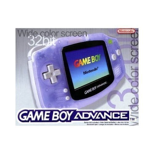 gameboy-advance-konsole-clear-blue