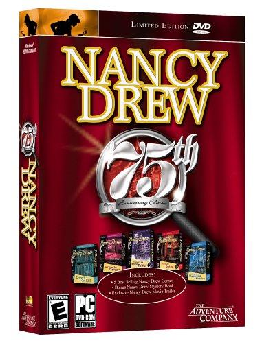 Nancy Drew 75Th Anniversary - Pc