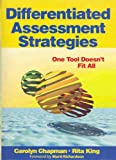 Differentiated Assessment Strategies (1741014476) by Chapman, Carol