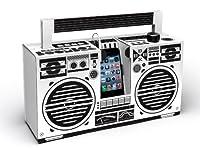 Berlin Boombox Lautsprecher, Weiß