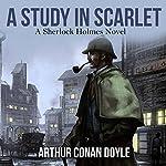 A Study in Scarlet: A Sherlock Holmes Novel   Arthur Conan Doyle