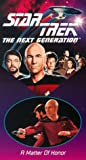 echange, troc Star Trek Next 34: Matter of Honor [VHS] [Import USA]
