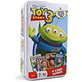 Toy Story 3 4 Card Games in Tin Box