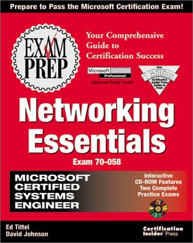 McSe Networking Essentials Exam Prep: Exam #70-058