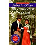 Book Review on An Immodest Proposal (Signet Regency Romance) by Patricia Oliver