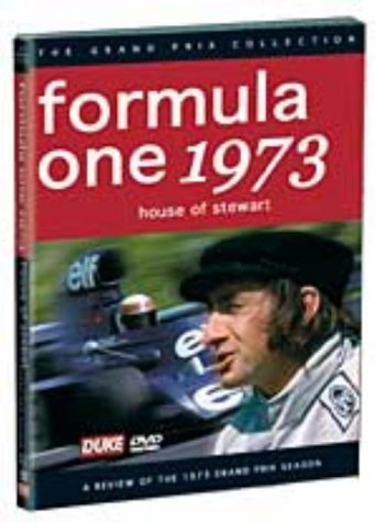 Formula 1 Review: 1973 [DVD]