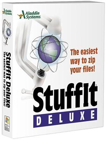 StuffIt Deluxe 7.5